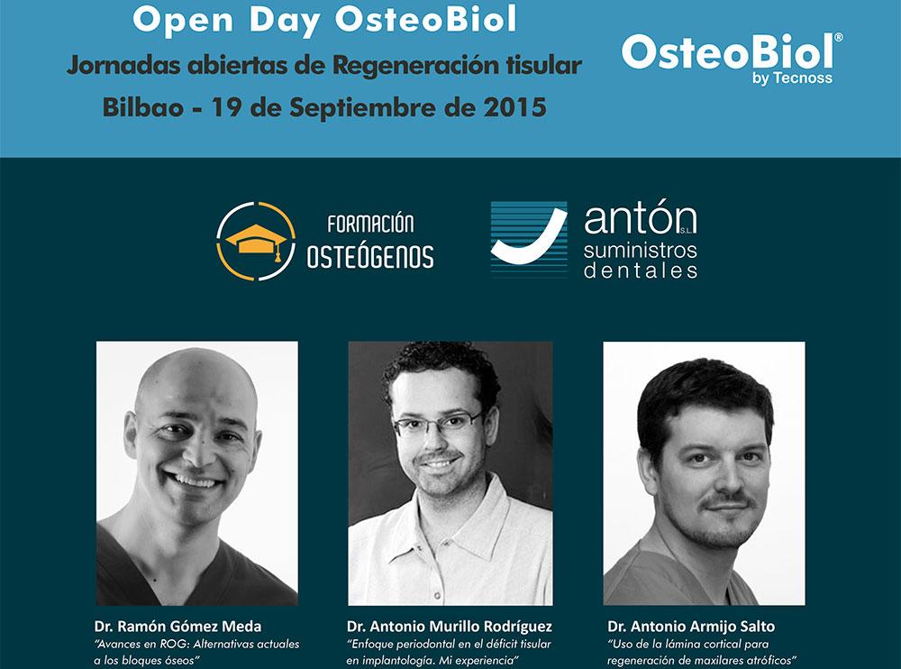 7ª Edición del Open Day de OsteoBiol en Bilbao