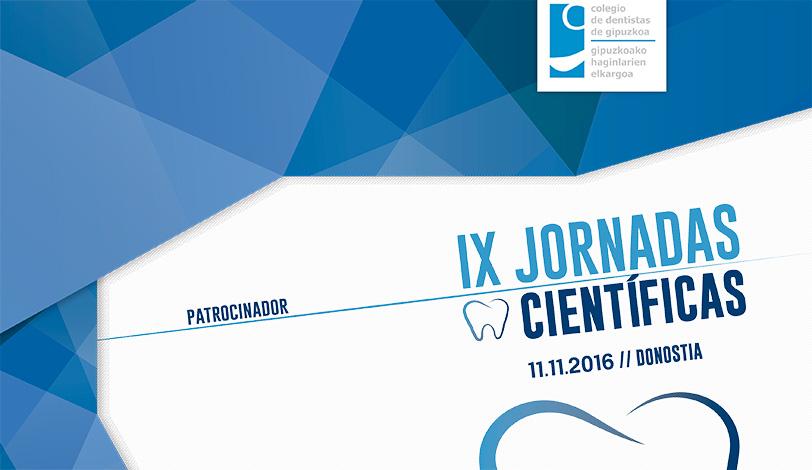 IX Jornadas Científicas Donostia