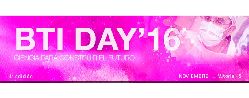 Jornadas BTI DAY 2016