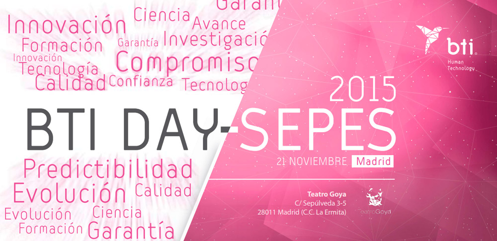 Jornadas científicas BTI Day 2015
