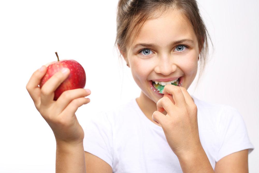 Ortodoncia para los niños