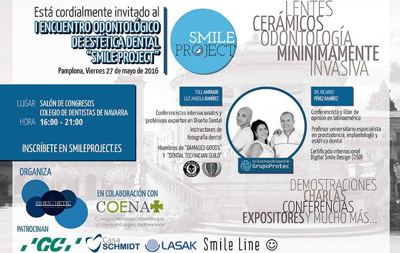 "I Encuentro Odontológico de Estética Dental ""Smile Project"""